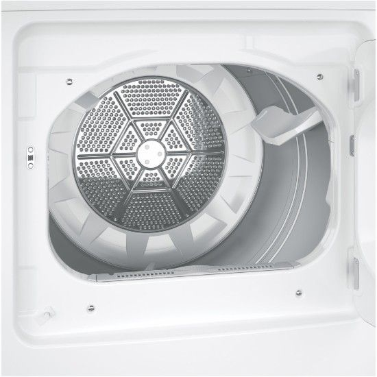 GE - 7.2 Cu. Ft. 1-Cycle Gas Dryer - White - AlternateView12 Zoom