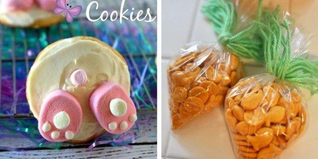 15 gâteries amusantes à préparer pour les enfants à Pâques