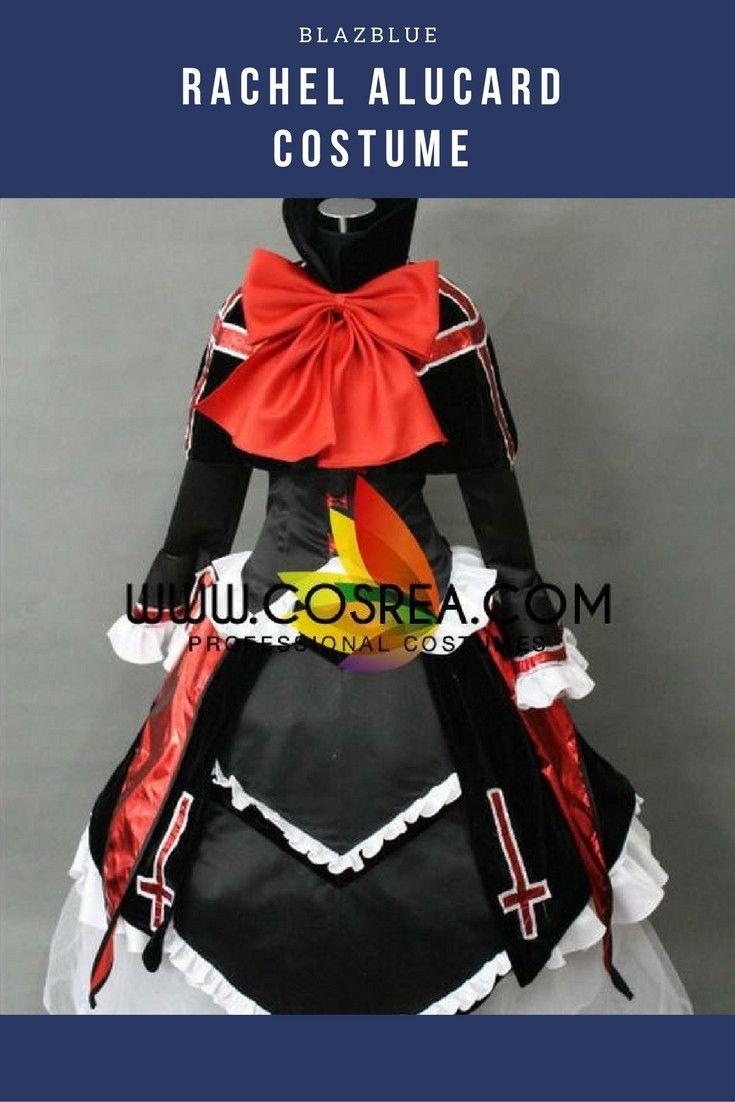 BlazBlue Rachel Alucard Cosplay Costume