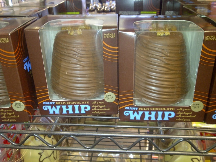 Giant Walnut Whip at Marks and Spencer