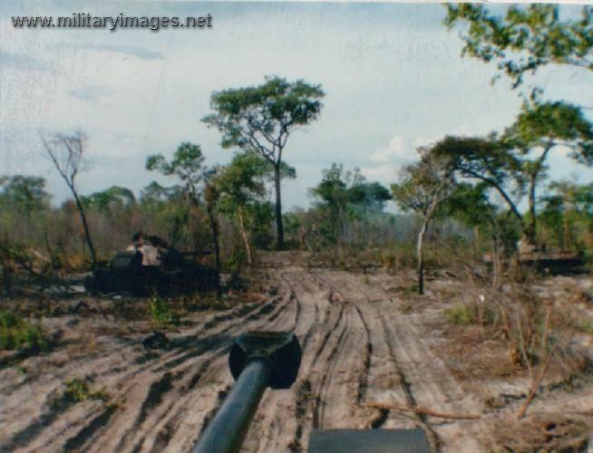 Operation Modular battlefield.