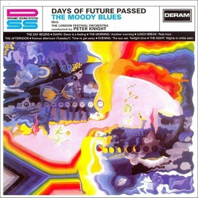 The Moody Blues - Days of Future Passed (Bonus Tracks) (CD)