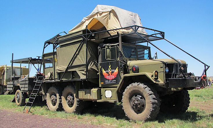 Bryce Adams Of Anglefire N M Bought This M35a2 Troop