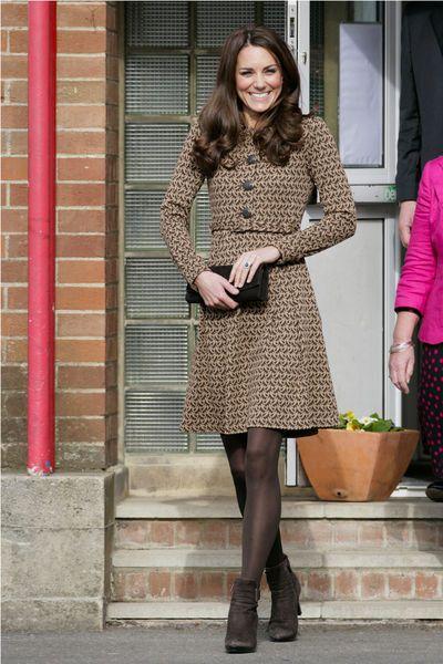 Kate Middleton (21. Februar 2012)