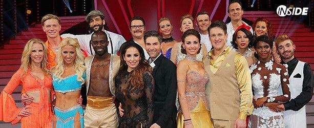 "Jetzt: ""Let's Dance"" bei RTL INSIDE"