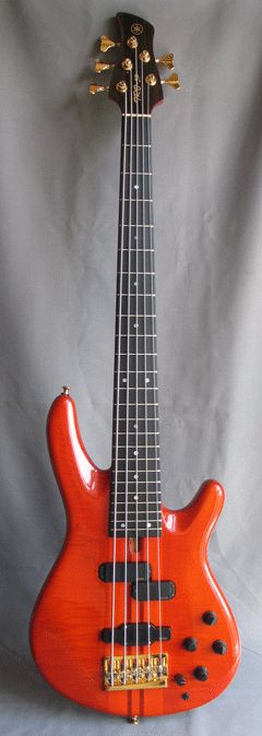 Yamaha TRB 5P bass guitar
