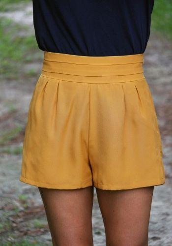 Finley Shorts #gold #gameday #Mizzou