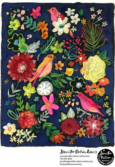 print & pattern: NEW WORK - jennifer orkin lewis