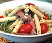 Dreamfields Pasta's Steakhouse Pasta Salad/ Dreamfields Pasta is so much better for people who are diabetic.