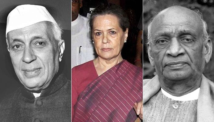 'Sonia Gandhi's father was fascist soldier, Nehru to be blamed for Kashmir situation' http://zeenews.india.com/news/india/congress-embarrassed-as-mouthpiece-calls-sonias-father-a-fascist-soldier-slams-nehru_1839087.html