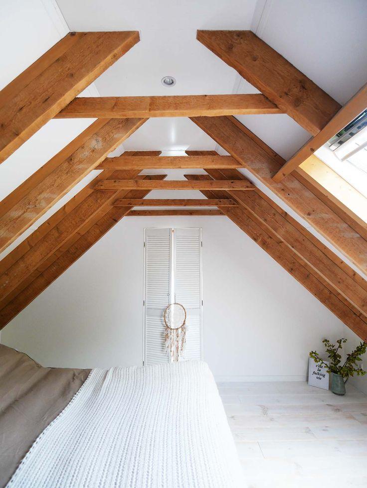 25 beste ideen over Slaapkamers op zolder op Pinterest