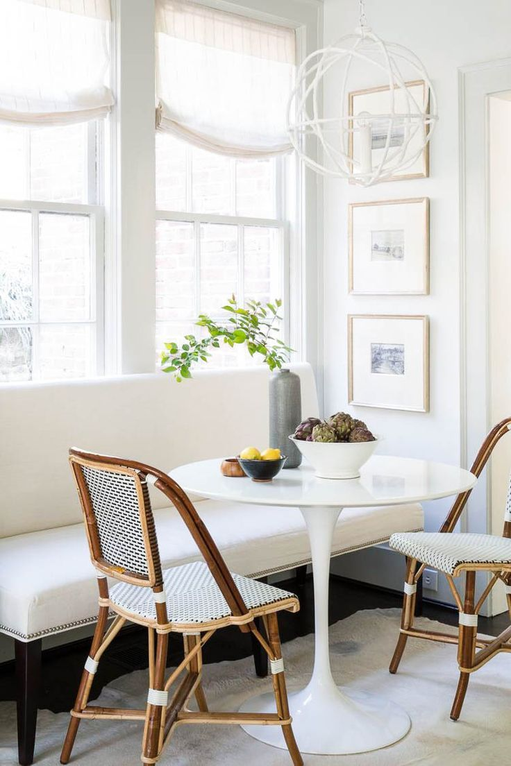 designers are obsessed with breakfast nooks and here s why rh pinterest com