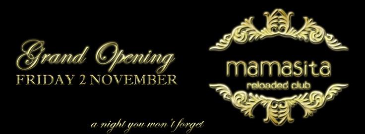 "Grand Opening   Mamasita ""Reloaded Club""   Nicosia Cyprus"