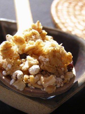 Granola, un producto saludable, artesanal y rico para incorporar a sus regalos.