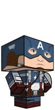 Gear up for Free Comic Book Day and the release of the Avengers movie this summer with a marathon of characters' individual movies. Provide origami cubee crafts of the characters; Iron Man and Thor also on the cubeecraft.com site.