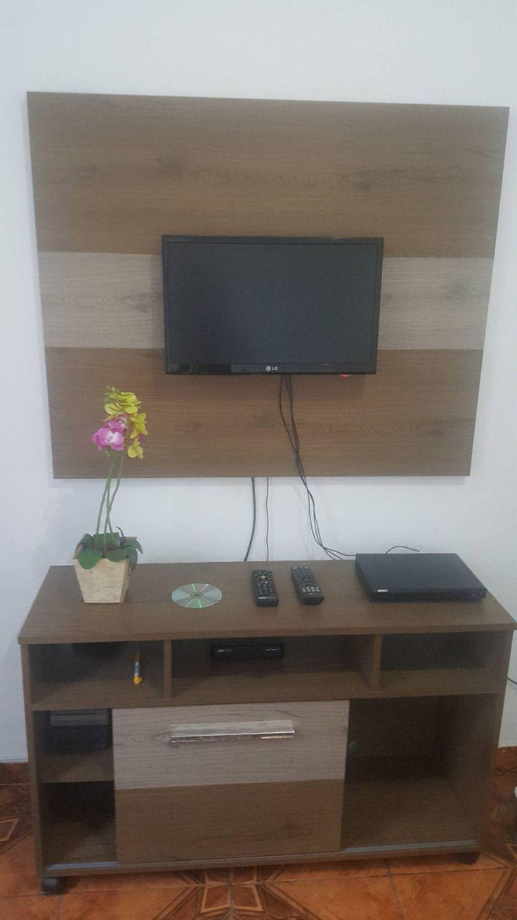 Vendo rack panel aparelho DVD  e TV 21 e meia