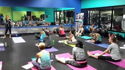 TV FITNESS at Piyo Certification...we don't stop!