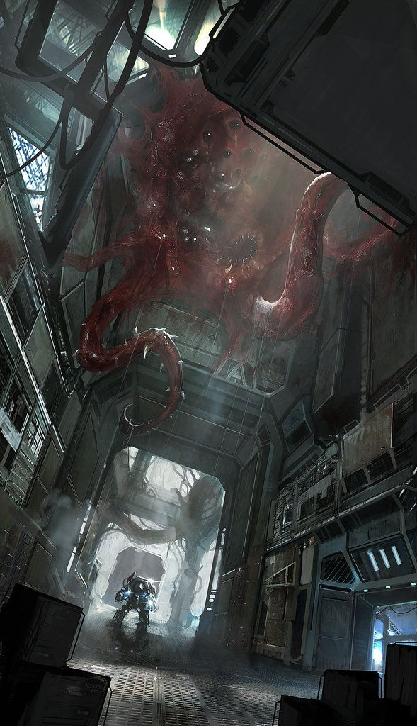 """The Concept Art of Francesco Lorenzetti 