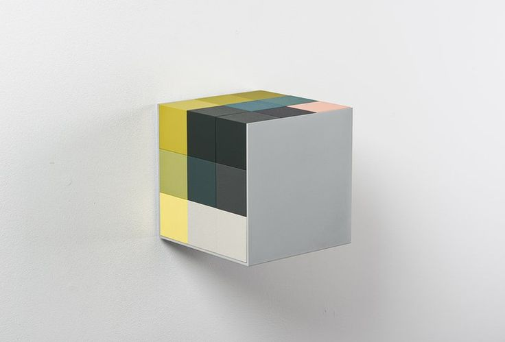 GEOMETRIC SCULPTURES by SOPHIE SMALLHORN | THIS IS MY SUIT http://thisismysuit.com