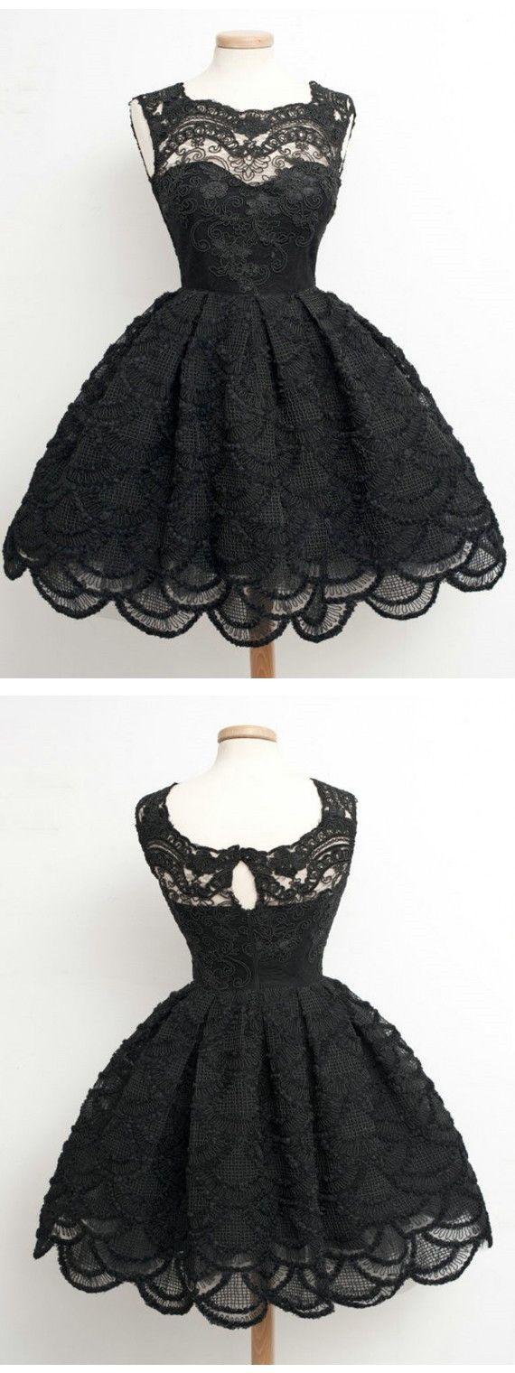 Best 25  Short black prom dresses ideas on Pinterest | Short black ...