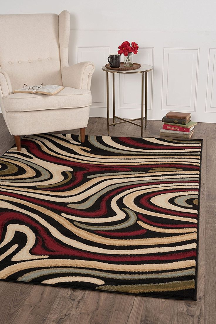 Save on Universal Rugs Riverside Contemporary Abstract