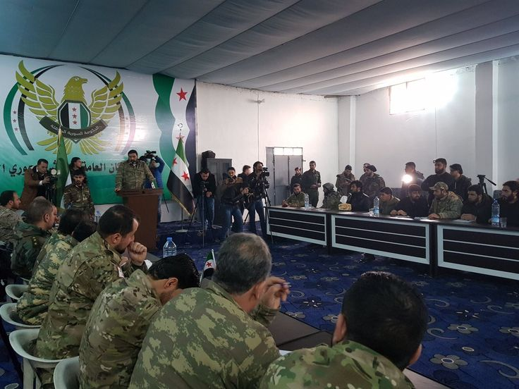 December 30, 2017 - Fort Russ News - Paul Antonopoulos         ALEPPO, Syria - The Syrian Opposition Interim Government announced today the...