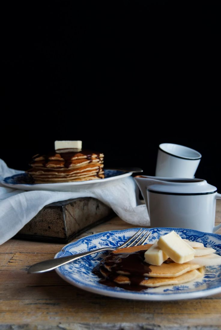 La asaltante de dulces: Receta de tortitas/ Pancakes recipe. Let's breakfast!
