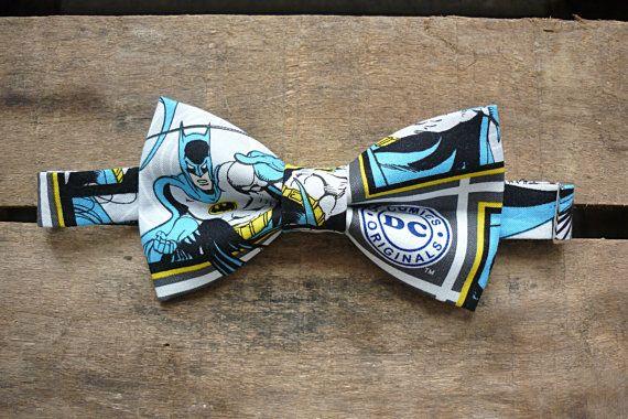Bow ties for boys. Kid's Bowtie Superhero Bow ties. by TheTBB