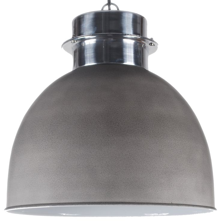 Hanglamp Prato 50 cm cement kleur (6107) #Pakhuis3 #Collectione #Lamp