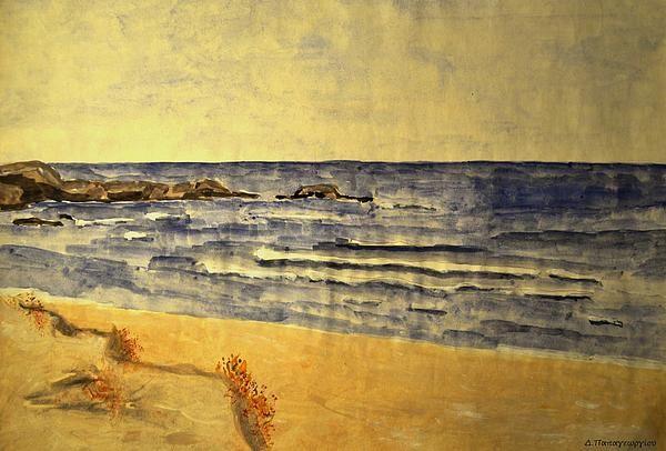 Watercolor Coast 2