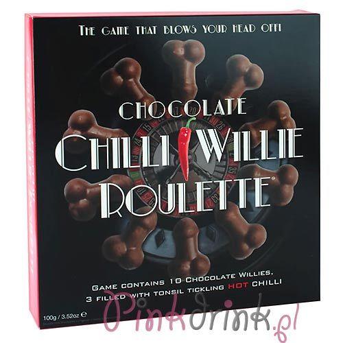 RULETKA Chocolate Chilli Willie PROMOCJA!!!