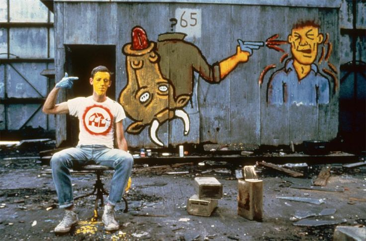 havesexwithghosts:  David Wojnarowicz at the Piers, c. 1983