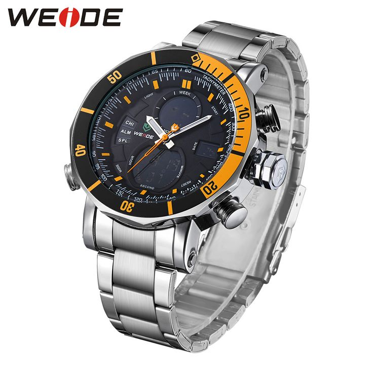 WEIDE quartz sports wrist watch casual genuine watch stainless steel digital led bracelets 21 men watches luxury fashion casual     Tag a friend who would love this!     FREE Shipping Worldwide     Buy one here---> https://shoppingafter.com/products/weide-quartz-sports-wrist-watch-casual-genuine-watch-stainless-steel-digital-led-bracelets-21-men-watches-luxury-fashion-casual/