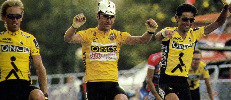 Rétro Vuelta 95 #4 Jalabert, Roi d'Espagne - Le dérailleur