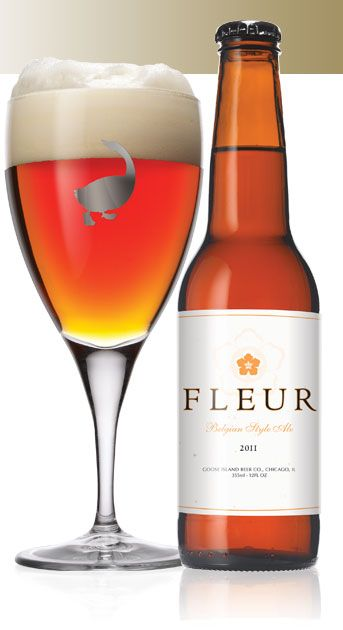 A Belgian style pale ale blended with hibiscus and kombucha tea, Fleur is a beautiful, rose-colored ale with an aroma of strawberries and hibiscus flowers. Her flavor balance starts with a hint of sweet, ripe berry and finishes tart.