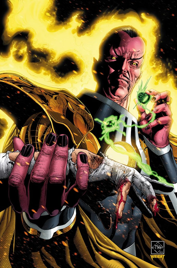 HAL JORDAN AND THE GREEN LANTERN CORPS #4 Written by ROBERT VENDITTI Art and cover by ETHAN VAN SCIVER