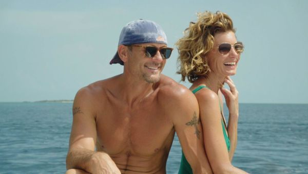 Faith Hill and Tim McGraw Show Off Their Island