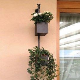 Kit fioriera verticale