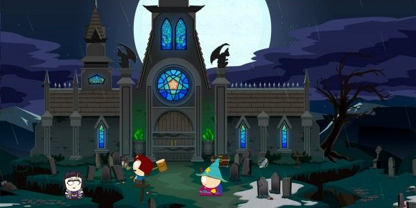 The story involves various enemies from the show's history (Crab people, Underpants Gnomes, Gingers) attacking South Park and plunging the town into chaos. http://downloadgamestorrents.com/ps3/south-park-the-stick-of-truth-ps3.html - free download