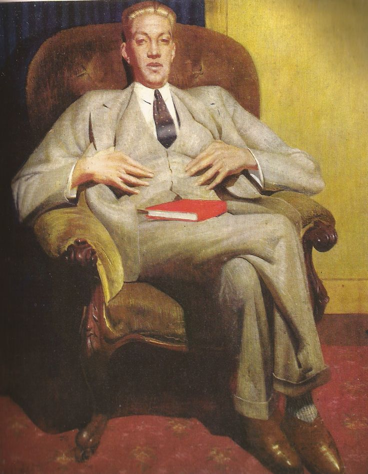 Bob 1932 by Sir William Dobell