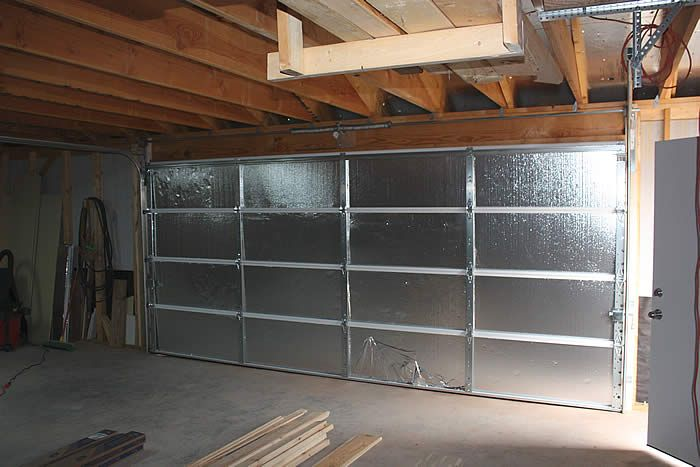 17 Best Ideas About Diy Garage Door Insulation On