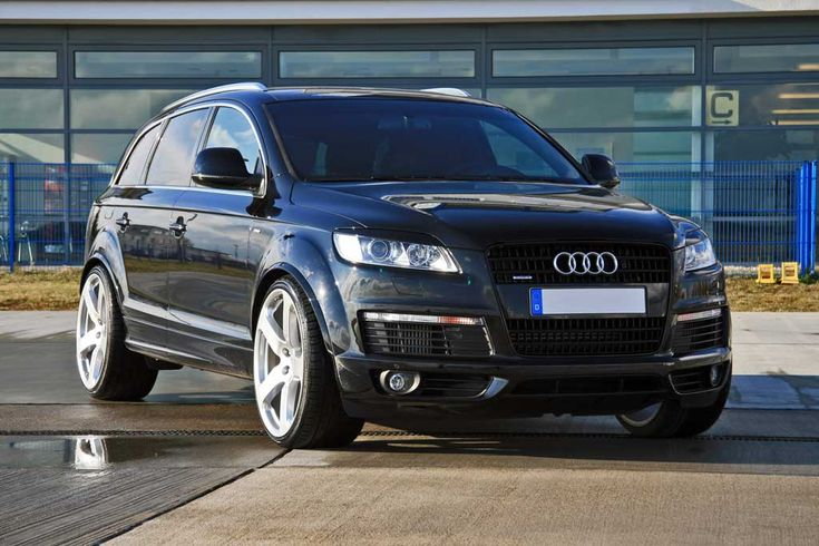 custom audi | Gallery » Tuners » Avus Performance » Audi Q7