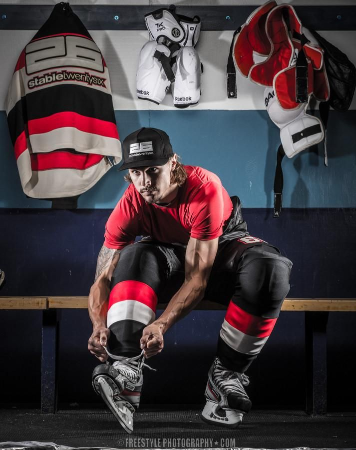 Erik Karlsson for STABLE26 | Freestyle Photography