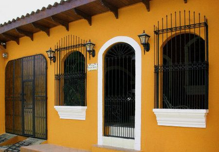 entradas de casas coloniales - Google Search