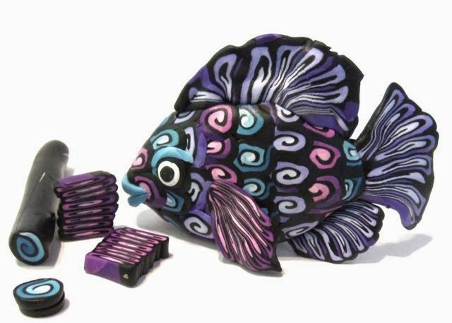 Creator's Joy: Polymer Clay Fish Sculpture Tutorial