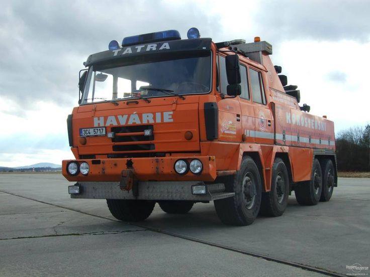 TATRA 8X8 - NAVARIE . Korostenski Assistance