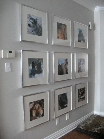 108 best gallery wall images on pinterest gallery walls on wall frames id=62571