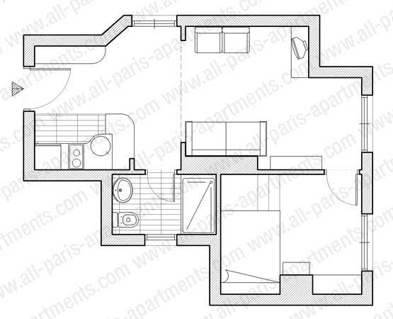 1000 images about planos de casas on pinterest bedroom - Como organizar mi casa ...