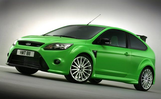 Ford Focus RS Due in 2015