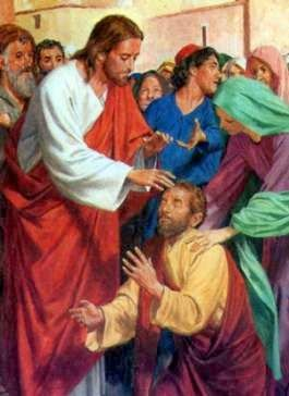 Oracion a JESUS DE LOS MILAGROS